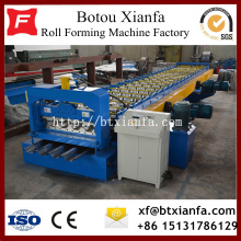 Customized for Floor Deck Forming Machine Floor Tile Making Roll Forming Machine Price supply to New Caledonia Manufacturers