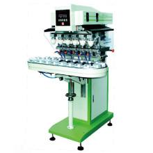 Пневматический 6-цветной принтер с конвейером (SP-200 / 6A, лоток для чернил)