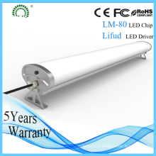 1200mm 40W 50W Tri-Proof LED Light with 5 Years Warranty