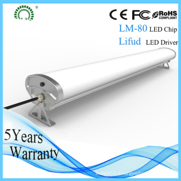 Dust / Damp / Waterptoof / Imperméable à l'eau 2800-6500k 1.5m 60W IP65 Tri Proof LED Bar Tube Light