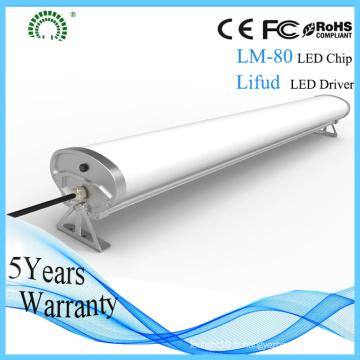 Dust / Damp / Waterptoof / Imperméable à l'eau 2800-6500k 1.5m 60W IP65 Tri Proof LED Bar Tube Light