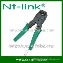 Terminais pré-isolados ferramenta de crimpagem