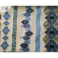 Colorful Print Velvet Fabric for Furniture and Sofa