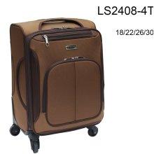 Мягкий футляр для багажа с 4 колесами