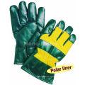 NMSAFETY nitrile imprégné de fabrication de gants de travail en Chine