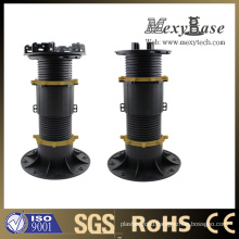 Height Adjustable Plastic Pedestal, PP Material Tile Pedestal.