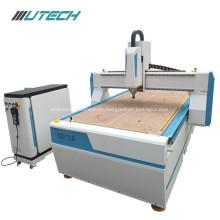 Trabajo de arte automático de la máquina de grabado de madera del CNC