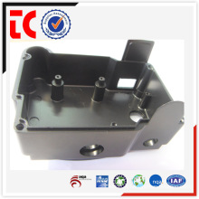 Black painted custom made junction box die casting