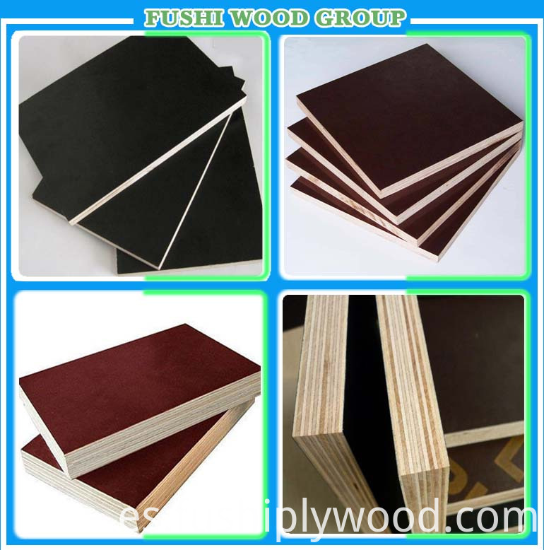 MR Film Face Plywood Wholesale