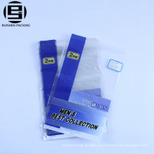 Ziplock poly bags for clothes packing bags for jeans
