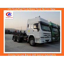 Cnhtc 6X4 371HP Sinotruk HOWO Prime Mover Tractor Truck
