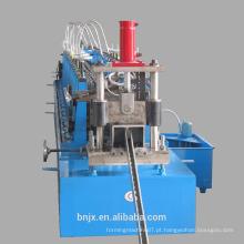 Máquina de moldagem de rolo de velocidade normal, de alta qualidade, máquina de formação de rolo de trilhos