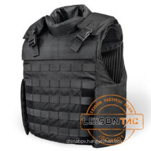 Bulletproof Vest with SGS and USA NIJ standard Flame Retardant Waterproof
