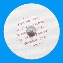 Adult Round Non-woven Disposable Monitoring ECG Electrode