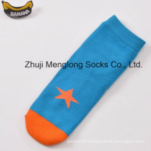Kid Cute Good Quality Cotton Socks with Fancy Patterns