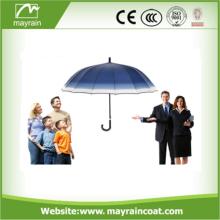 높은 품질 유럽 스타일의 Strtight 우산