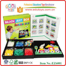 Juguetes de plástico Block Puzzle
