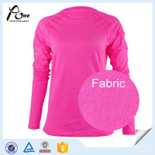 Lady Wholesale Dry Fit Long Sleeve Shirts