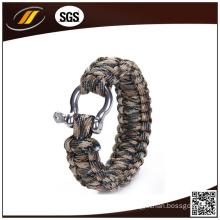 Multifunction Survival Paracord Outdoor Bracelet