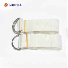 Courroie d'enroulement réutilisable à boucles et crochets