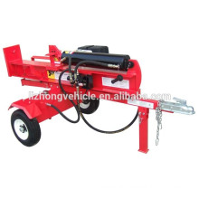 Hot sell industrial log splitters, log saw cutting machine, towable log splitter
