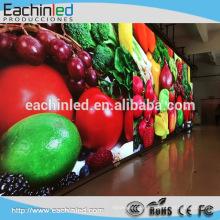 China HD P3 P4 Innen-SMD hintere LED-Stadiums-Miete farbenreiche nahtlose LED-Videowand