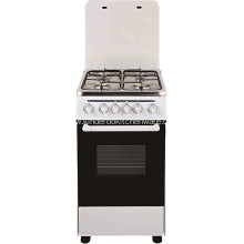 S/S 4 Burner Gas Cooker With Oven Gas Buner Stove