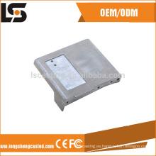 Las piezas de aluminio de la máquina de coser del ODM del molde a presión la fundición inc