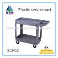 300kgs stainless steel platform trolley