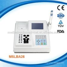 Floculation de la coagulation de la machine de coagulation MSLBA26W à double canal