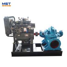 Pompe à eau diesel de 6 pouces