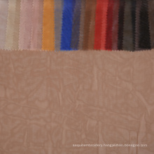 Cheap price textiles woven garment poly material plain mesh polyester fabric