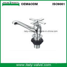 OEM&ODM Quality Polishing Brass Chromed Tap (AV2057)