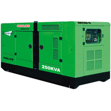 9-2250 kVA Perkin Soundproof Diesel Generator Set with CE