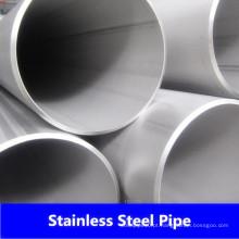 Tubo de aço inoxidável sem costura de precisão chinesa (304 304L 316 316L)