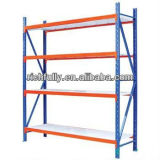 Professional CHINA manufacturer Heavy Duty Warehouse Rack with steel plate