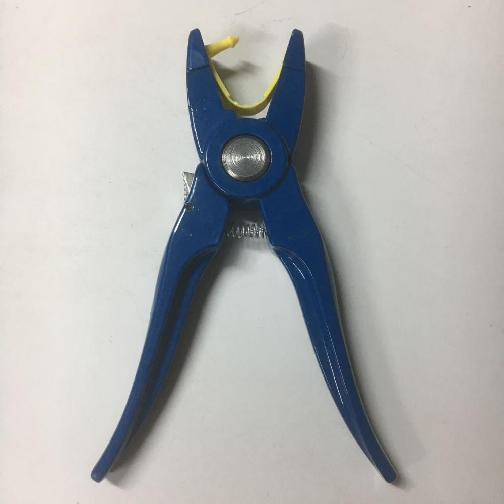 Blue Sheep Ear Tag Plier 5