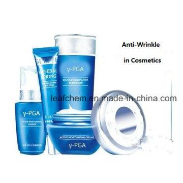 Cosmetic Additives Gamma Poly Gluamic Acid Y PGA