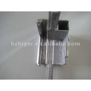 pièces de coin en aluminium moulage sous pression en aluminium
