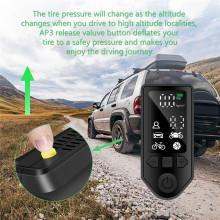 Велосипедные аксессуары оптом автомобильный воздушный компрессор 12v
