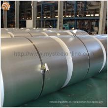 Aplicación de la industria automotriz Acero recubierto de zinc de aluminio