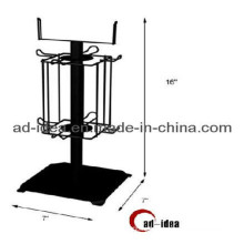 Foldable Wire Counter Spinner Display Stand/Display Rack (HD-001)