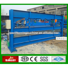 4m hydraulische Biegemaschine für Aluminium