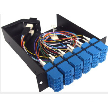 1 * 24 MPO Cassette MPO Patch Cassette