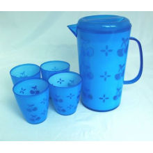 High Qualityplastic Krug & Becher Set