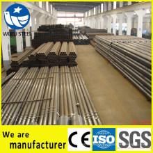Especificaciones rectangulares de tubo de acero de círculo cuadrado en China