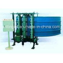 Machine de sertissage hydraulique