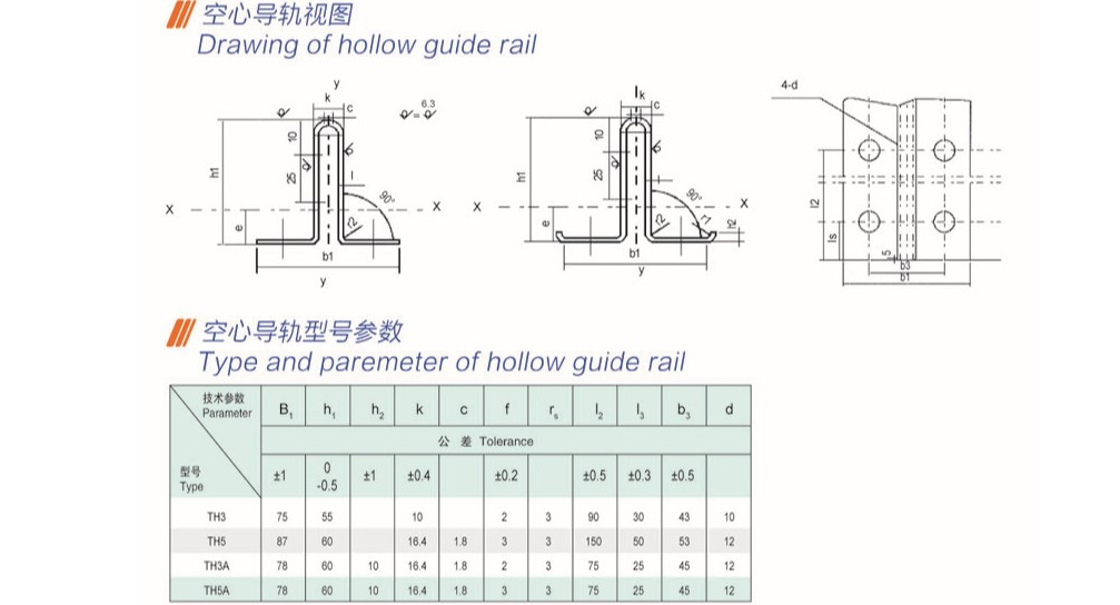 Elevator hollow guide rail roll forming machine (12)