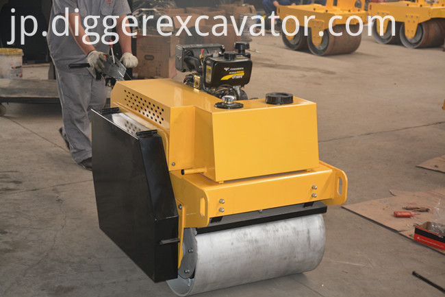 Road Roller Machine