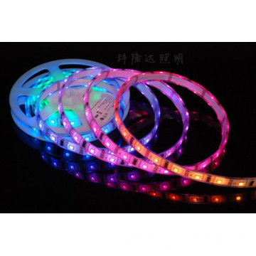 SMD2835 endereçável LED Strip Light 60 LEDs